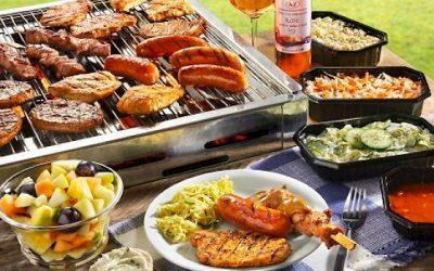 Buurtbarbecue bij W'tjewel 1 september 2019
